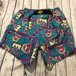 90's Bugle Boy Swim Shorts Board Swimsuit XL